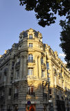 Paris,August14,2013-Historic building in the dusk of light in Paris Stock Photos