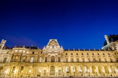 PARIS - AUGUST 18 Royalty Free Stock Photo