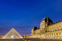 PARIS - AUGUST 18 Royalty Free Stock Images