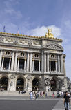 Paris, August 17,2013-Opera Garnier Lizenzfreies Stockbild