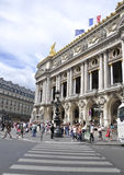 Paris,August 15,2013-Opera Garnier in Paris Stock Image