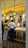 Paris, am 18. August - Süßigkeiten Lizenzfreie Stockfotografie