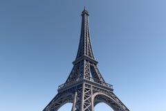 Paris bästa destinationer i Europa eiffel torn tolkning för 10K 3D Arkivbilder