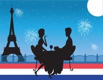 Paris Background Stock Images