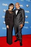 Paris Barclay and Cheryl Boone Isaacs Stock Photo
