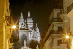 Paris. Basilica Sacre Coeur Royalty Free Stock Photography