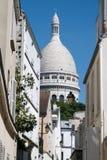 Paris, Basilique du Sacré-Coeur Stock Image