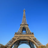 Paris Best Destinations in Europe Stock Image