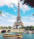 Paris bonita fotografia de stock