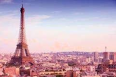 Paris bonita foto de stock