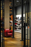 Paris boutique. Royalty Free Stock Photography