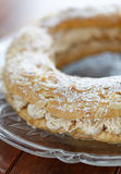 Paris brest dessert Royalty Free Stock Images