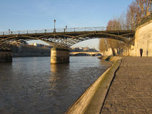 Paris bridges Stock Photo
