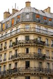 Paris building Stock Photo