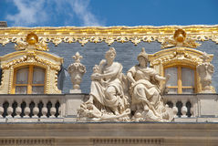 Paris Building Exterior Royalty Free Stock Images