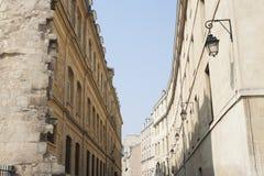Paris building. Historic building in Paris,France Stock Images