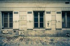 Paris Building Stock Images