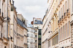 Paris buildings Stock Image