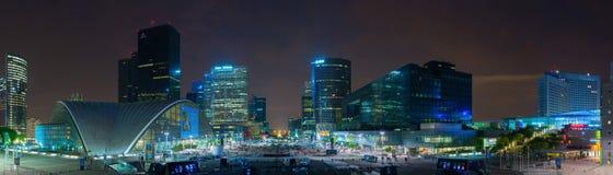 Paris business district Stock Image