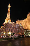 Paris Casino After Dark Royalty Free Stock Image