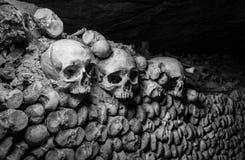 Paris Catacombs Royalty Free Stock Photos