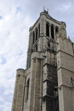Paris - Cathedral Basilica of Saint Denis Stock Images