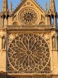 Paris cathedral detail Royalty Free Stock Photos