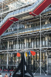 Paris - Centre Georges Pompidou Stock Image