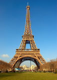 Paris, champ de mars. Royalty Free Stock Photos