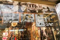 Paris, Champ Elysee street Stock Photography