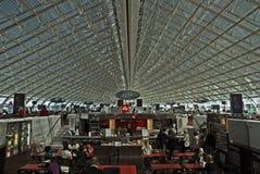 Paris - Charles de Gaulle airport Royalty Free Stock Image