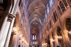 Paris Church Royalty Free Stock Photography