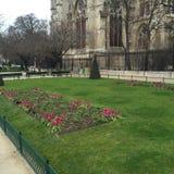 Paris church Royalty Free Stock Photo