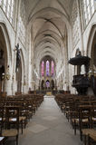 Paris - church -Saint-Germain-l'Auxerrois Royalty Free Stock Photos