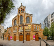 Paris Church Saint Honore of Eylau Stock Images