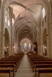 Paris the Church of St. Peter in Montmartre.  Royalty Free Stock Photo