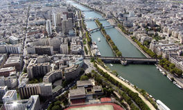 Paris. City of paris Stock Photos
