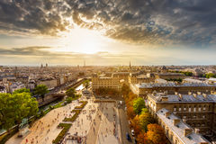 Paris city. Stock Images