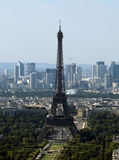 Paris city - Europe Royalty Free Stock Images