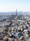 Paris city - Europe. Beautiful modern city - Paris - Europe Royalty Free Stock Images