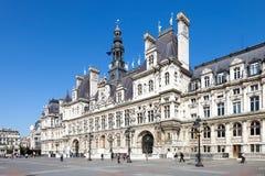Paris - City hall Royalty Free Stock Photography