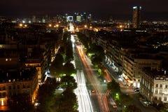 Paris, city of lights Stock Photos