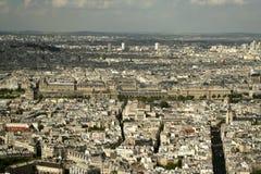 Paris cityscape Stock Image