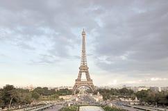 Paris cityscape Royaltyfria Foton