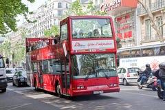 paris cityscape Royaltyfri Foto
