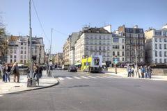 Paris, cityscape Royalty Free Stock Photos
