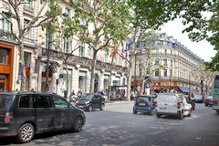 Paris. Cityscape Stock Photography