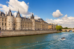 Paris cityscape. Royalty Free Stock Photography