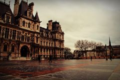 Paris 1 Royalty Free Stock Photography