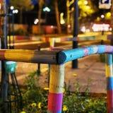 Paris colors. Art is everywhere. Street art street art. Paris colors art everywhere street stock photos